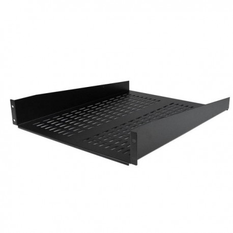 StarTech.com 2U 22in Vented Rack Mount Shelf