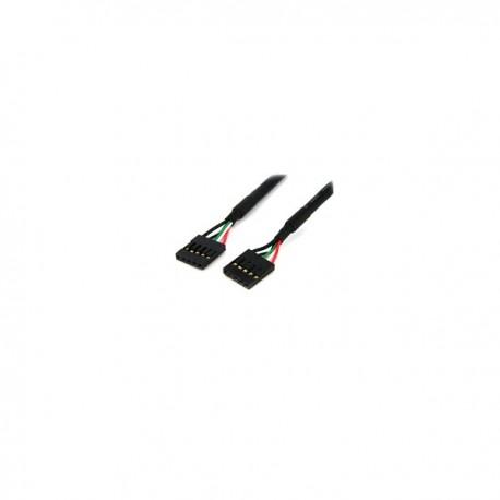 StarTech.com 0.6 m, 5-pin/5-pin, F/F