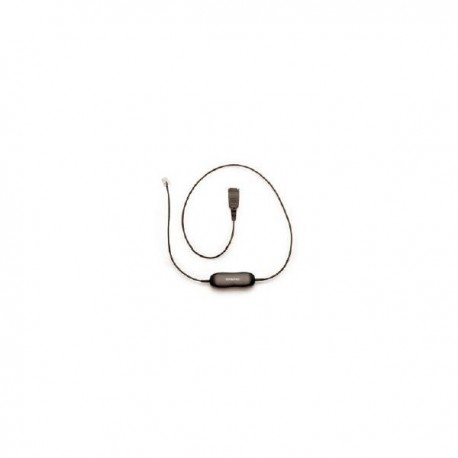 Jabra/GN Netcom Cord for Alcatel, 500mm + 3.5m