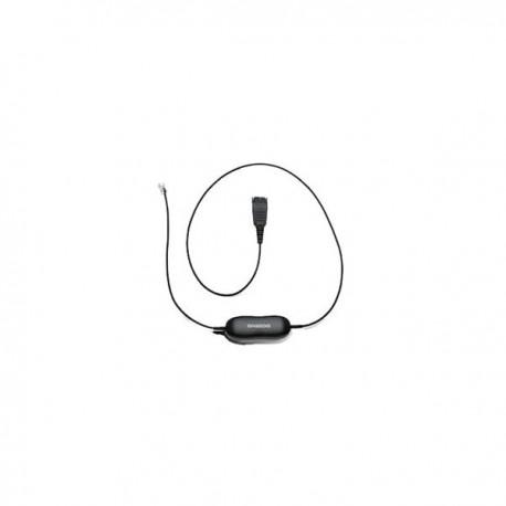 Jabra/GN Netcom Smart Cord QD -> RJ10