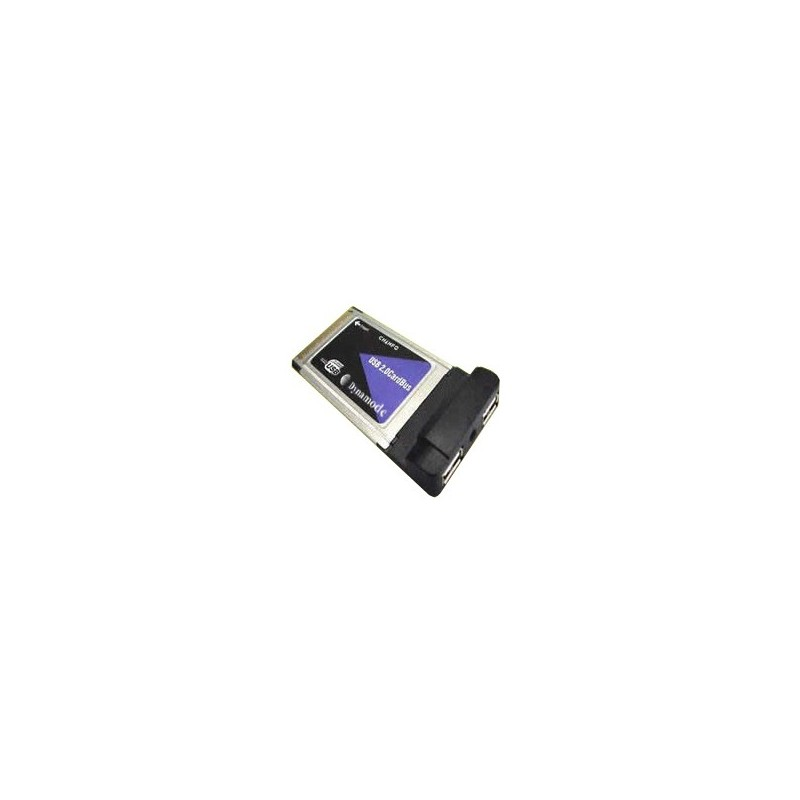 Dynamode 2 Port Firewire PCMCIA Adapter Loading Zoom