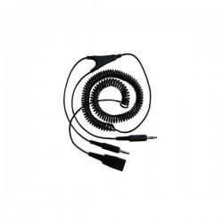 Jabra PC cord - QD to 2x3.5mm
