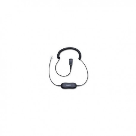 Jabra/GN Netcom 88001-04 telephony cable
