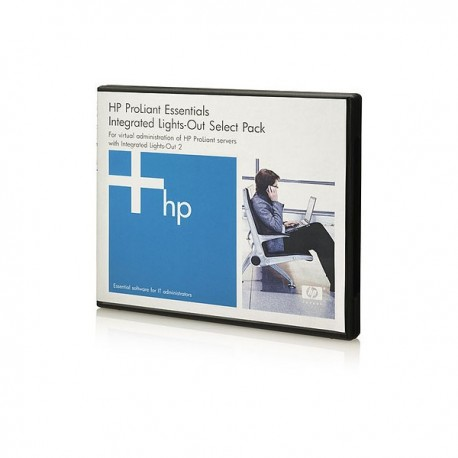 HP iLO Advanced for BL incl 3yr Tech Support and Updates 1 Server Lic