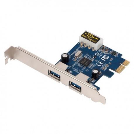 US Robotics 2-Port USB 3.0 Super Speed