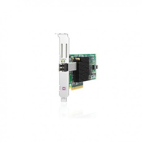 HP PCIe/1 x Fibre Channel