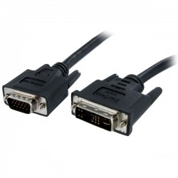 StarTech.com 5m DVI to VGA Display Monitor Cable M/M - DVI to VGA (15 Pin)