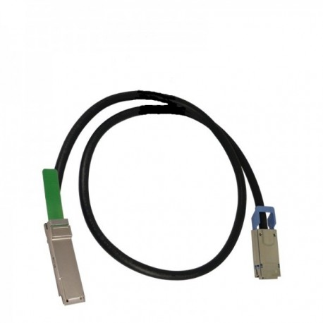 HP 3M FDR Quad Small Form Factor Pluggable InfiniBand Copper Cable
