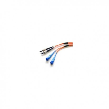StarTech.com 2m Multimode Duplex Fiber Optic Cable ST-SC
