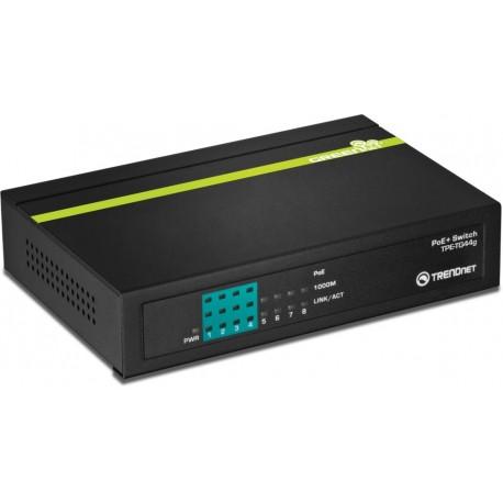 Trendnet TPE-TG44G 8-Port GREENnet Gigabit (4xPoE+) Switch