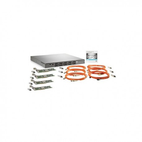 HP 8Gb Simple SAN Connection Kit
