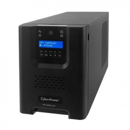 CyberPower PR1500ELCD uninterruptible power supply (UPS)