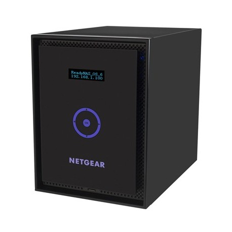 12TB (6x2TB) Netgear ReadyNAS 516