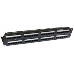 48 Port Value Cat5e UTP Patch Panel