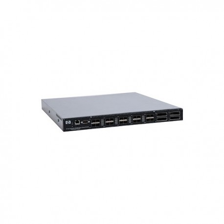 HP SN6000 Stackable 8Gb 24-port Dual Power Fibre Channel Switch