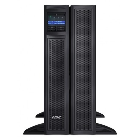 APC SMX3000HV Smart-UPS X 3000VA Rack/Tower LCD 200-240V