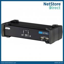 Aten CS1762A USB 2.0 DVI KVMP™ Switch