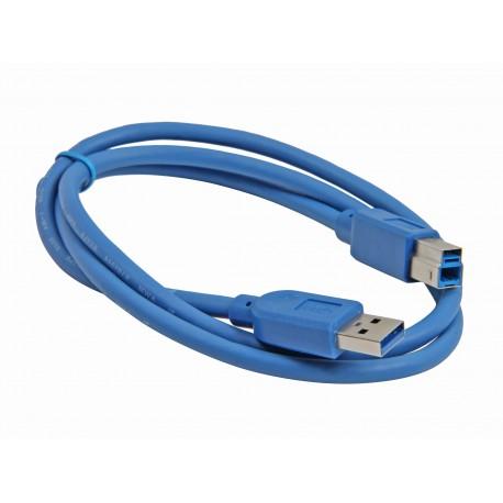 USB 3.0 A Male - B Male Lead