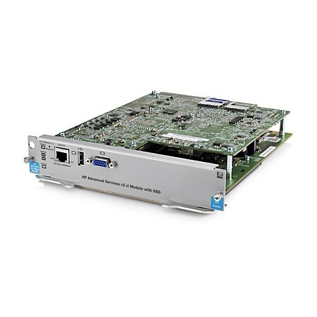 HP Advanced Services v2 zl Module with SSD