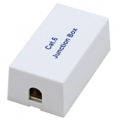 Cat6 Inline IDC Coupler Box