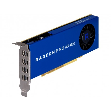 HP AMD Radeon Pro WX 4100 4GB Graphics Card