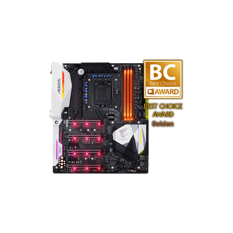 Gigabyte GA-Z270X-Gaming 9 Intel Z270 LGA 1151 (Socket H4