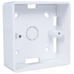 Singlegang Office style Surface Mount Back box