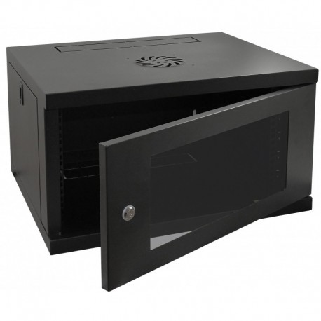 550mm Deep RackyRax Wall Mounted Data Cabinet