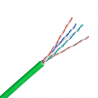 Cat5e UTP LSZH Cca Solid Cable