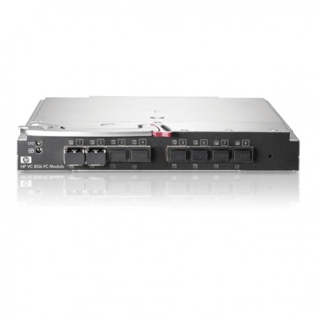 HP Virtual Connect 8Gb 24-port Fibre Channel Module for c-Class BladeSystem