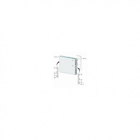 Cisco Locking wall-mounting kit