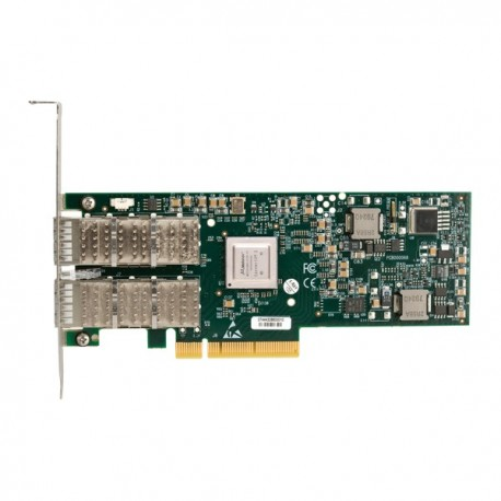 HP InfiniBand 4X QDR ConnectX-2 PCIe G2 Dual Port HCA