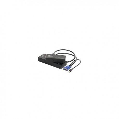 Belkin OmniView® USB CAT5 Extender & KVM Switch