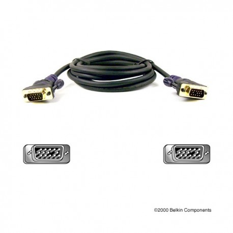 Belkin Gold Series PC Monitor Cable 15m