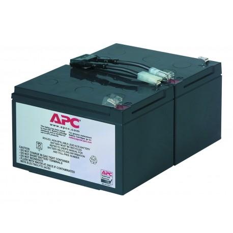 APC Replacement Battery Cartridge 6 - RBC6