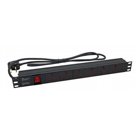 UK Socket / UK Plug Rack PDU