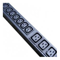 24 Way Mixed Socket PDU (20x C13 & 4x C19)