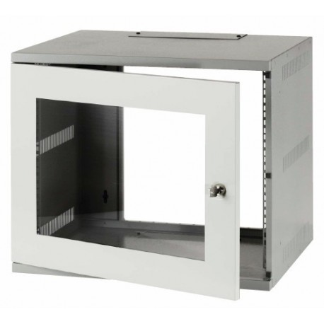 9u 300mm Deep Wall Mounted Network Cabinet 300mm Deep