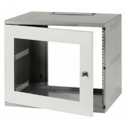 6u 600mm Deep Wall Mount Data Cabinet