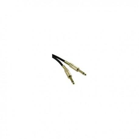 CablesToGo 2m Pro-Audio 6.3mm Cable M/M