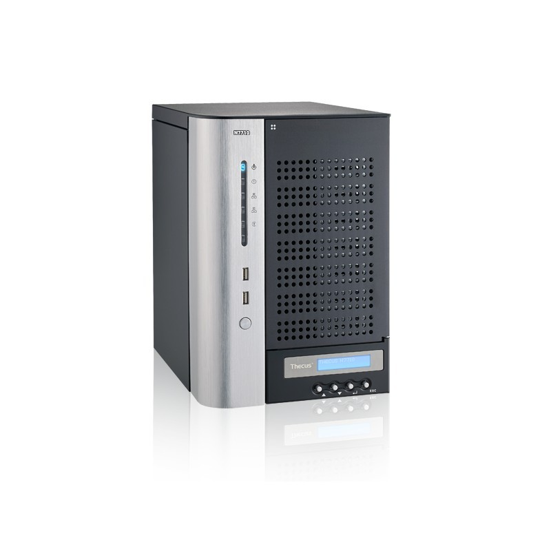 Thecus N7710 NAS Server Windows 7 64-BIT