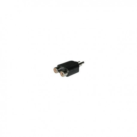 CablesToGo RCA/Dual RCA Adapter