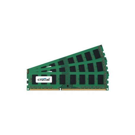 48GB (3x16GB) DDR3 1600MHz PC3-12800 240-pin RDIMM