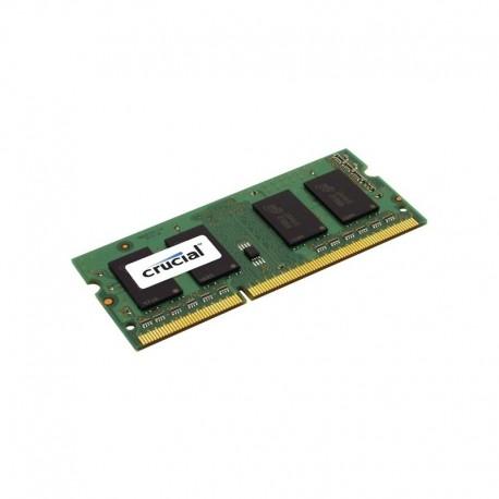 16GB (2x8GB) DDR3-1600 SO-DIMM CL11