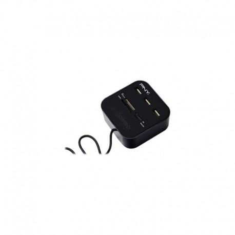 Multi-Slot USB & Flash