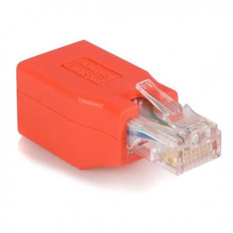 StarTech.com Gigabit Cat 6 Crossover Ethernet Adapter