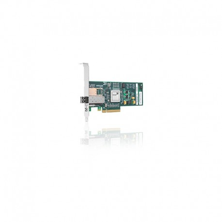 HP 81B 8Gb 1-port PCIe Fibre Channel Host Bus Adapter