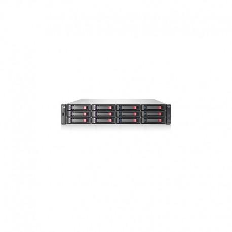 HP P2000 G3 iSCSI MSA Dual Controller LFF Array System