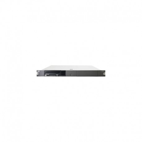 HP StoreEver LTO-4 Ultrium 1760 SAS (1) in 1U Rack-mount Kit