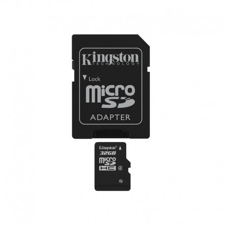 Kingston Technology 32GB microSDHC